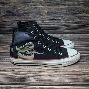 CONVERSE All Stars Gorillaz MURDOC High Top RARE 8